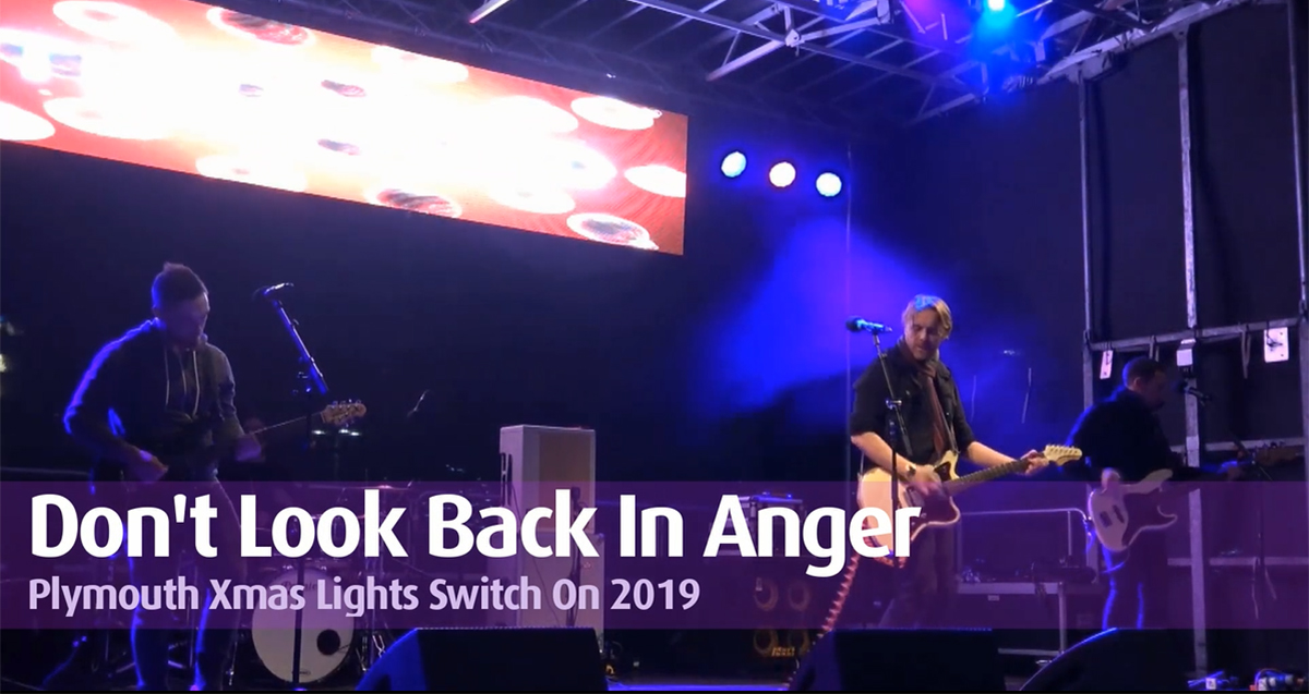 Don't Look Back In Anger Oasis